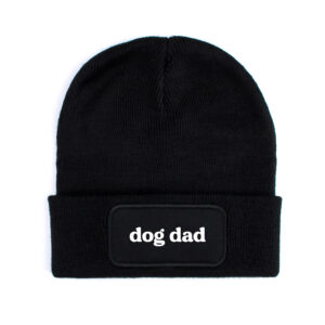 beanie, dog dad