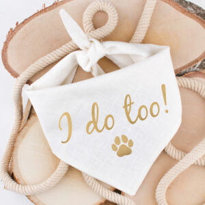 bandana, hond, i do too