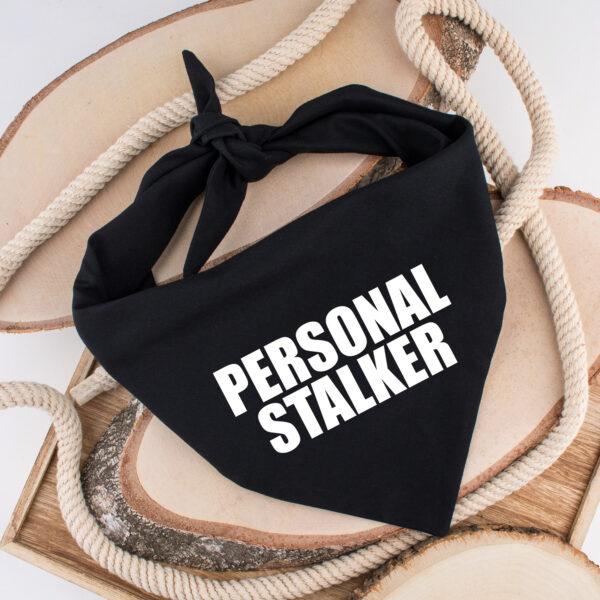 personal stalker, dog, bandana, hond, sjaal, accessoire, kledij, fashion