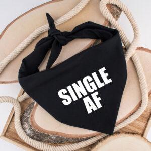 single af, bandana, hond