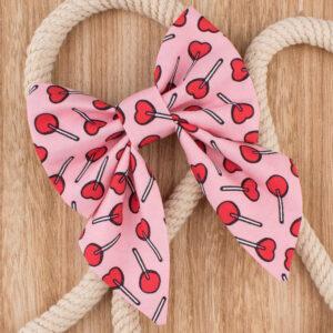 strikje, hond, hondenstrikje, sailor bow tie