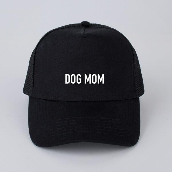dog mom, pet, zwart