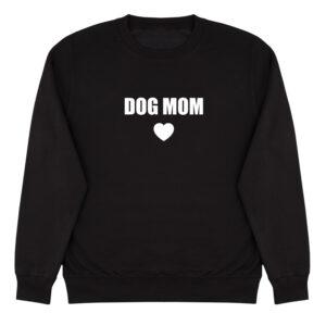 dog mom, sweater