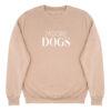 dog mom, sweater, j'adore dogs