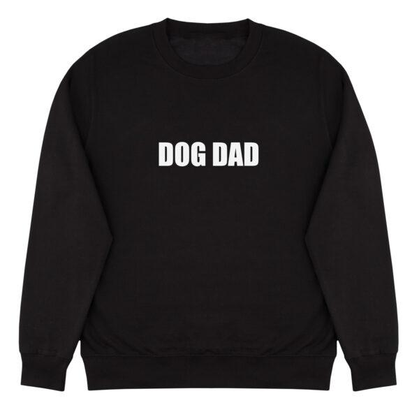 dog dad sweater, dog dad trui, dog dad
