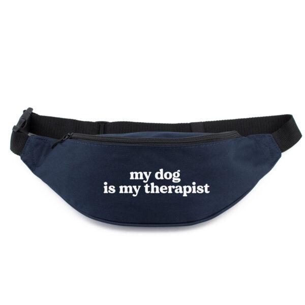heuptasje, my dog is my therapist
