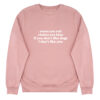 dog mom sweater, dog mom trui, unisex, roses are red violets are blue if you don't like dogs i don't like you