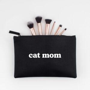 accessoire tasje, cat mom
