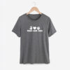 t shirt, relaxed, peace love dogs, dames, t-shirt, dog mom