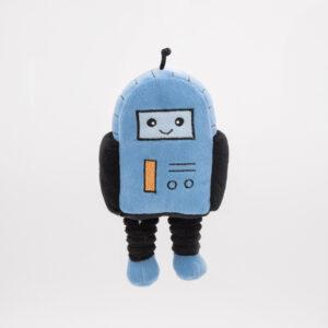 hondenspeelgoed, speeltje hond, leuk, grappig, zippypaws, robot
