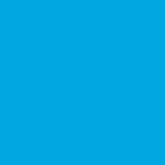 Neon blauw