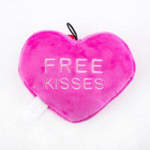 huxley & Kent, speelgoed, hond, hartje, free kisses
