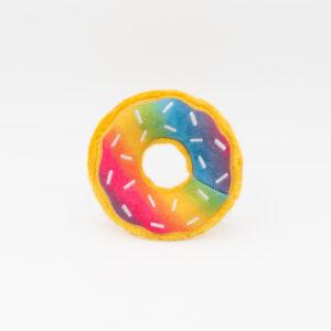 donut, hond, speelgoed, zippypaws