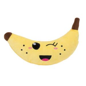 banaan, hond, hondenspeelgoed, speeltje hond, fuzzyard