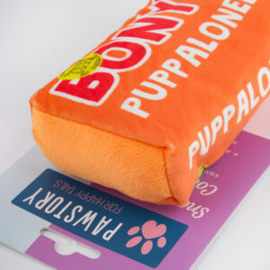 puppalonely, tony Chocolonely, chocolade, hond, speelgoed, hondenspeeltje